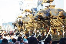 青海神社春季例大祭