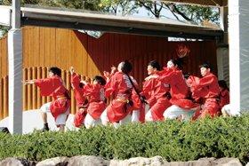 第18回寺泊観光まつり よさこいと踊りのフェスティバル
