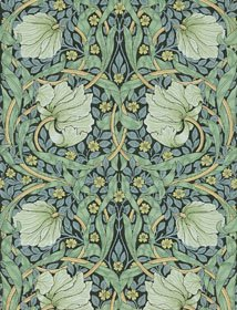 サンダーソンアーカイブ「ウィリアム・モリスと英国の壁紙展」