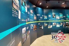 30周年企画展示 「マリンピア日本海30年のあゆみ」