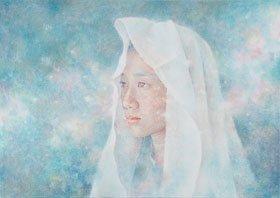 星奈緒 パステル画展—わたしたちの粒子—