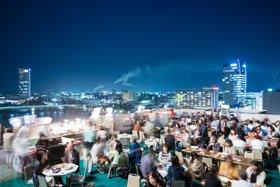 ホテルオークラ新潟「The Rooftop Beer Terrace 2020」