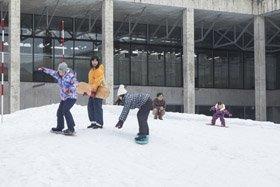 雪あそび博覧会