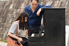 被爆ピアノ演奏会と映画「おかあさんの被爆ピアノ」上映会