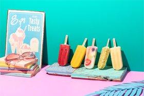 万代シテイビルボードプレイス「Ice Cream Marché」