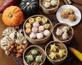 ホテル日航新潟 中国料理 桃李「飲茶ブッフェ〜秋の味覚収穫祭フェア〜」
