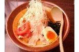 シャキシャキ野菜&もちもち麺&濃厚ゴマダレ 東横