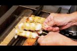 月岡温泉に串団子専門店がオープン!出来たてがその場で ...