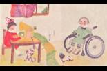 絵本「じまんのおばあちゃん」出版記念原画展&作品展を ...