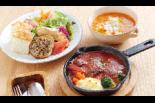 弥彦山を眺められる開放的なイタリアンカフェがOPEN