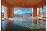大自然の中の絶景パノラマ温泉棟オープン!「シェラリゾ ...