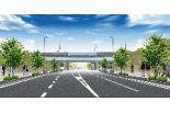 新潟駅前エリア−駅南間の西側ルート5月に2車線開通へ ...