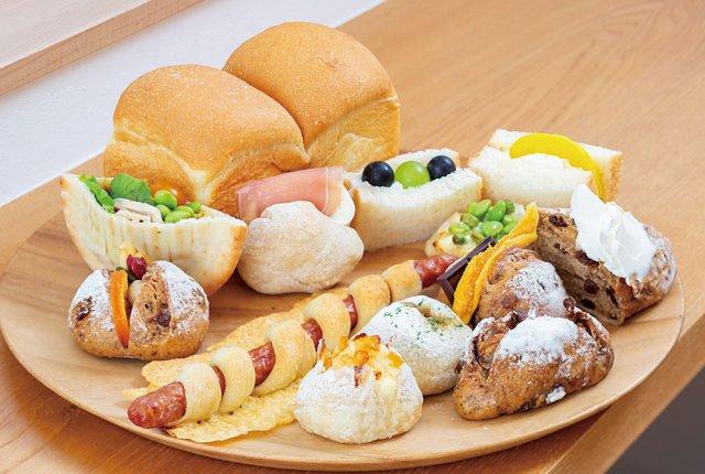 海を見下ろす絶景ベーカリー「パンといす」が柏崎にオープン!の画像3