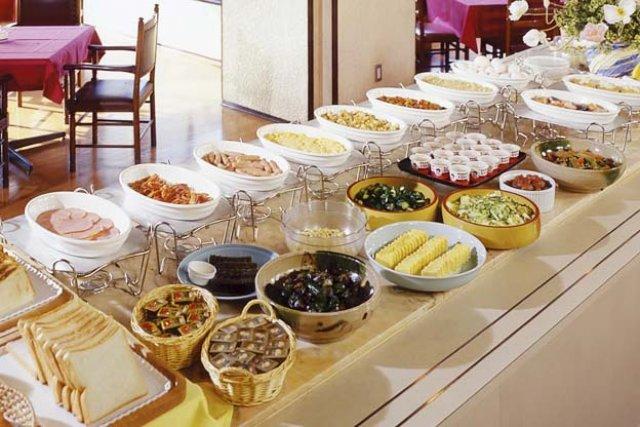 土・日・祝日、万代シルバーホテルの朝食ブッフェが超おトク!?の画像4