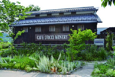 CAVE D'OCCI WINERYの写真